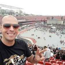 Paulo Roberto - Uživatelský profil