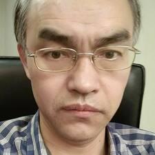 Perfil do usuário de Xinqin