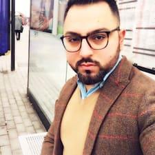 Profil Pengguna M Walid