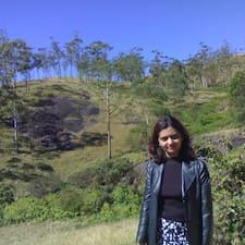 Profil utilisateur de Vibha