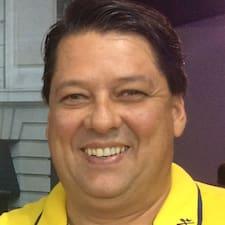 Henkilön Luís Fernando käyttäjäprofiili