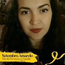 Perfil do utilizador de Mariana