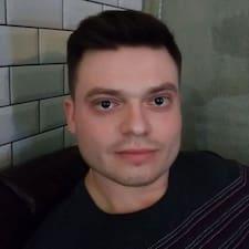 Artem felhasználói profilja