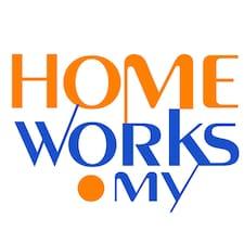 โพรไฟล์ผู้ใช้ HomeWorks
