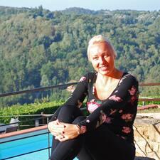 Tuscan Villas VIP felhasználói profilja