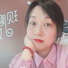 Perfil do usuário de 敏