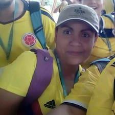Profil Pengguna Johanna Paola
