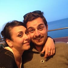 Profil korisnika Barbara & Romain