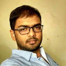Användarprofil för Rohit