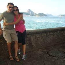 Daniela E Ricardo — хозяин.