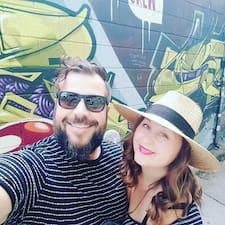Adrianna & Gary User Profile