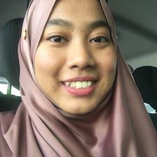 Amirah Amni User Profile