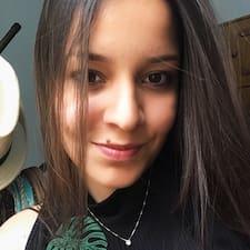 Maria Clara的用戶個人資料