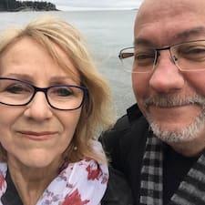 Henkilön Clark And Sue käyttäjäprofiili