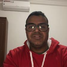Perfil do usuário de Ahmed Salem