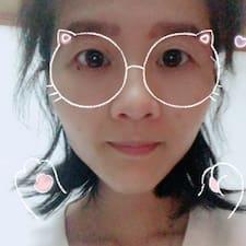 Perfil do utilizador de 莹