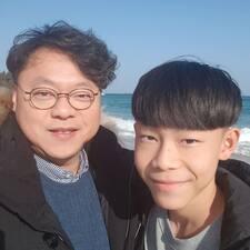 Perfil do utilizador de 영걸