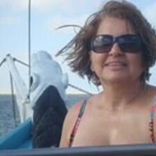 Maria Luiza felhasználói profilja