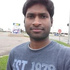 Perfil de l'usuari Harinadha