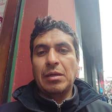 Walter Moscoso Diaz的用戶個人資料