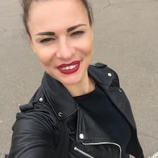 Profil Pengguna Alesya
