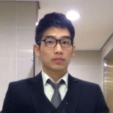 Användarprofil för Sungmoo