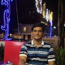Profil Pengguna Jagadeesh