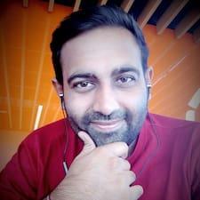 Perfil do usuário de Surendra