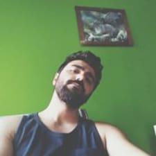 Volkan felhasználói profilja