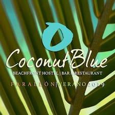 Coconut Blue的用戶個人資料