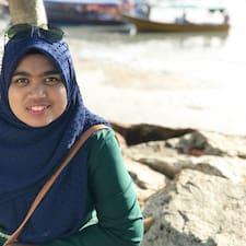 Norul Huda Husna felhasználói profilja