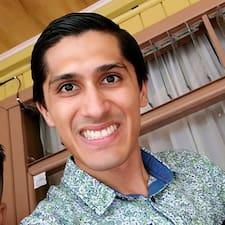 Profil Pengguna Luis Alonso