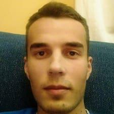 Профіль користувача Thomas