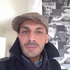 Användarprofil för Abdelkrim