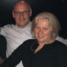 Jane & Murray felhasználói profilja