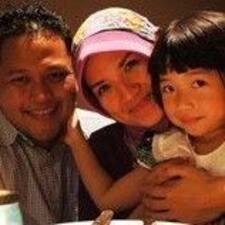 Donny Yunamawan Luddie felhasználói profilja