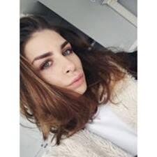 Zuzia User Profile