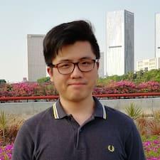 Jonas felhasználói profilja