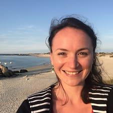 Profil utilisateur de Marie-Anne