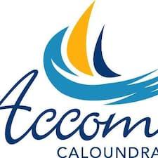Perfil de usuario de Accom Caloundra