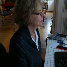 Henkilön Ulrike käyttäjäprofiili