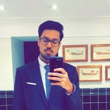 Profil Pengguna Raj Kunwar