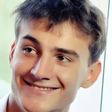 Gebruikersprofiel Егор