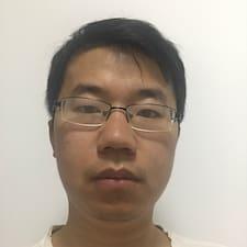 Fangchun felhasználói profilja