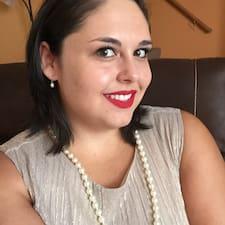 CaSondra User Profile