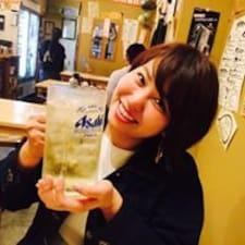 Maiko felhasználói profilja