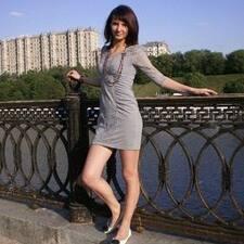 Андреева的用戶個人資料