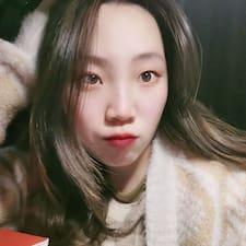 牛姝予 felhasználói profilja