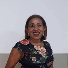 Ana MEIRES felhasználói profilja