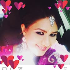 Tanusha felhasználói profilja